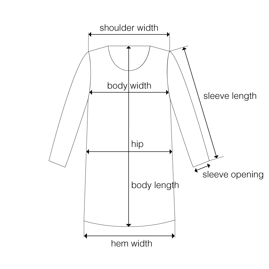 Dresses Size Guide